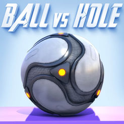 抖音Ball vs Hole