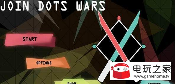 Join Dots Wars