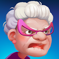 angry granny