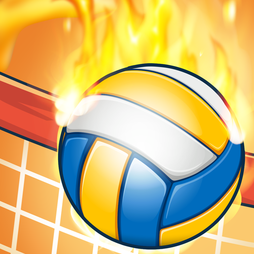 Volleyball Sports Game